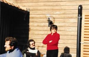 Marcel, Gerold und Ella Roth 1980 (2)